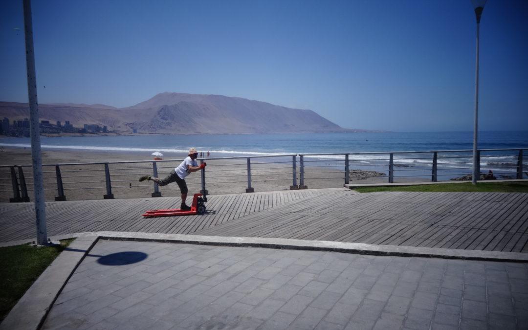 Tournée chilienne – Jour 9 à 12